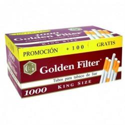 TUBOS GOLDEN FILTER 1000+100