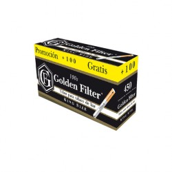 TUBOS GOLDEN FILTER 550 100S