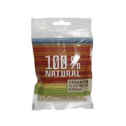 FILTROS 100% NATURAL