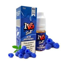 IVG Nic Salt Blue Raspberry 20mg 10ml