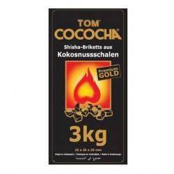 CARBÓN TOM COCOCHA GOLD 3KG