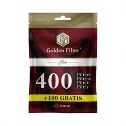 FILTROS GOLDEN FILTER SLIM 400+100 UDS