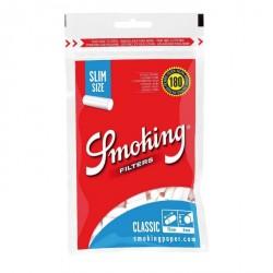 FILTROS SMOKING CLASSIC SLIM 6MM