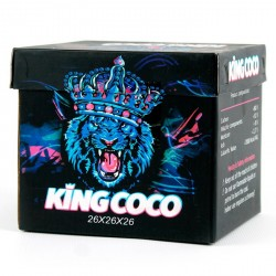 CARBON KING COCO 26 MM. 1 KG.
